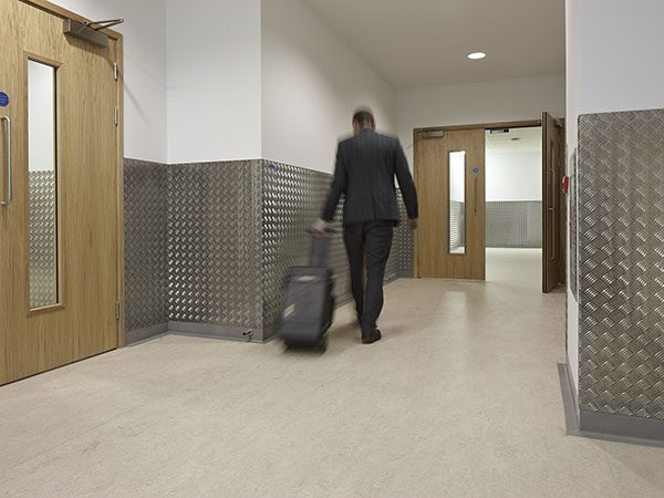 Gradus Wall Protection Stainless