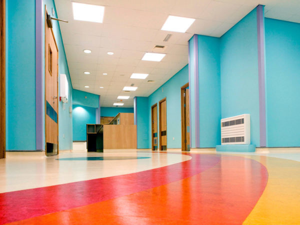 warrington hospital flooring