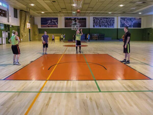 Sports Flooring image