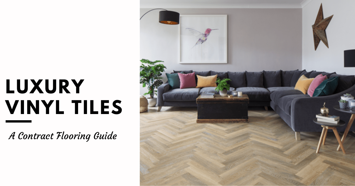 a guide to luxury vinyl tiles