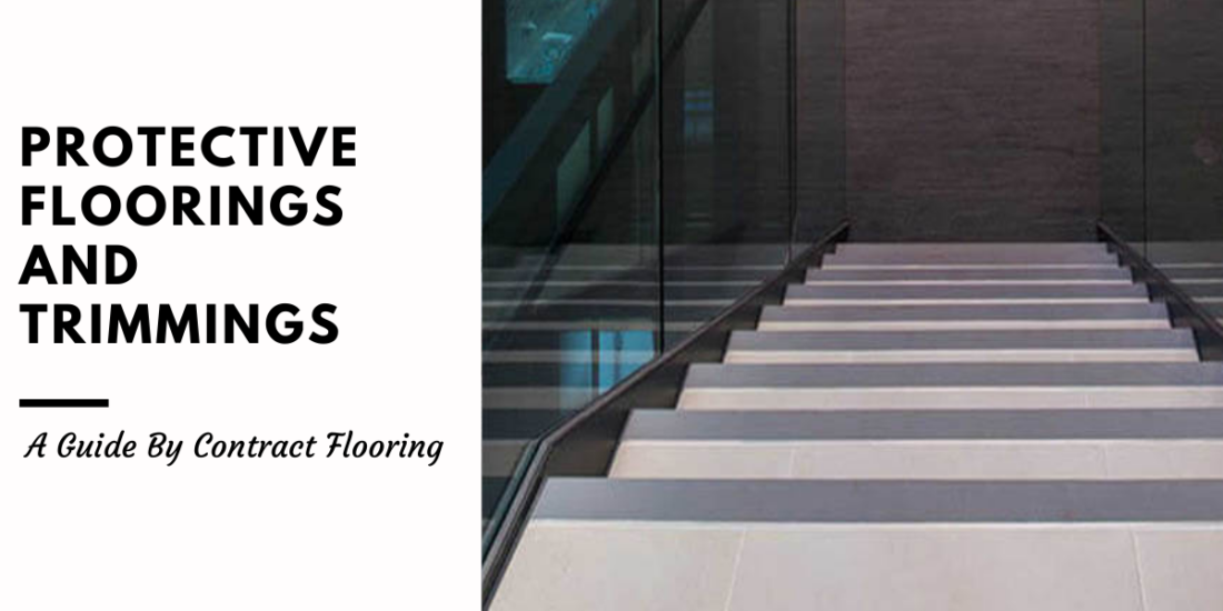 protective floorings and trimmings