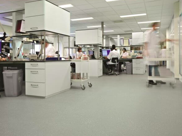 safety flooring for offices