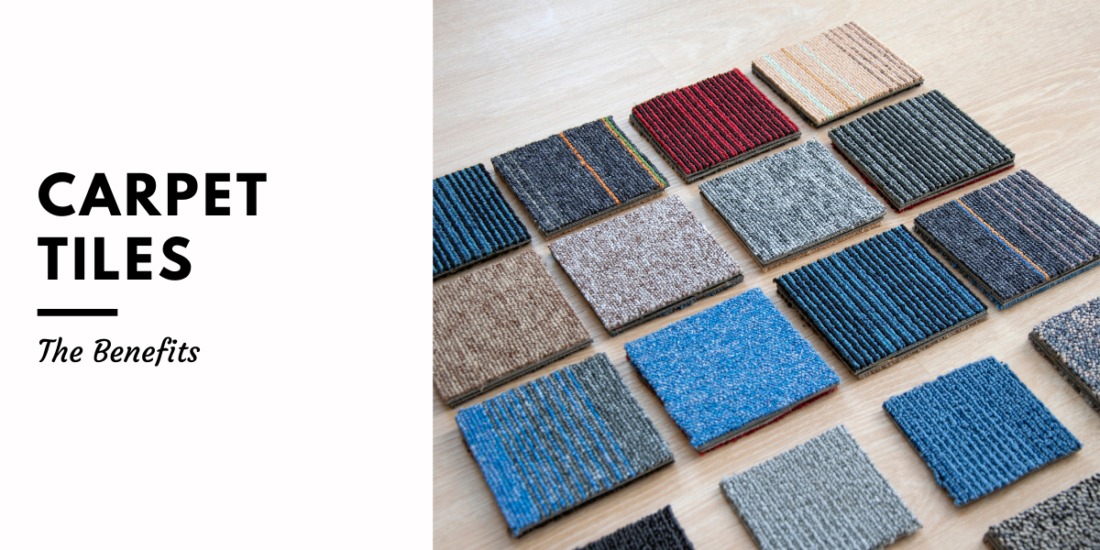carpet tiles benefits and advantages